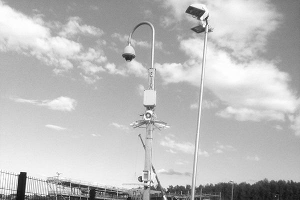 Construction CCTV
