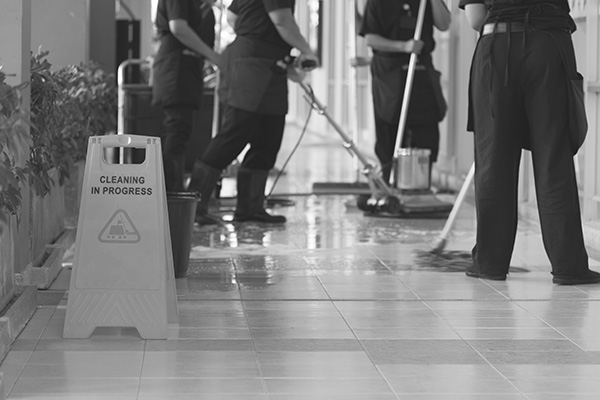 cleaning facilities management