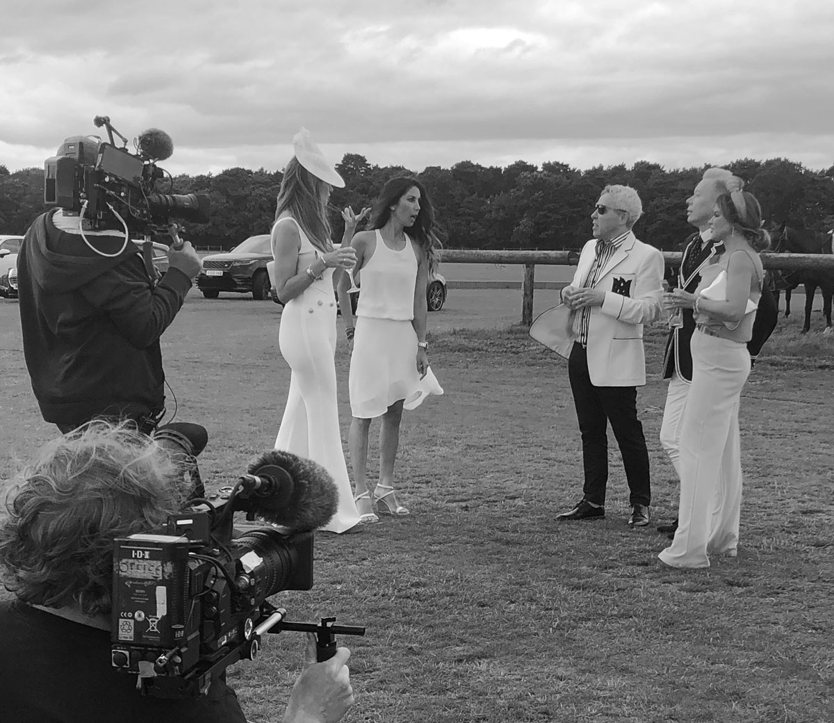 Herongrange Provides Security Services to Real Housewives of Cheshire